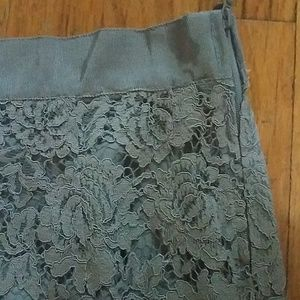 H&M Skirts - H&M Lace Pencil Skirt NWOT